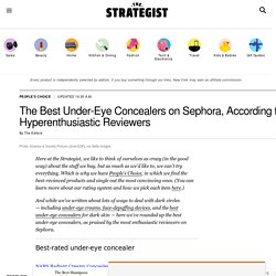 11 Best Under-Eye Concealers — 2019