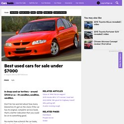 best-used-cars-for-sale-under-7000-11475#