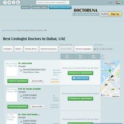 Best Urologist in Dubai, UAE