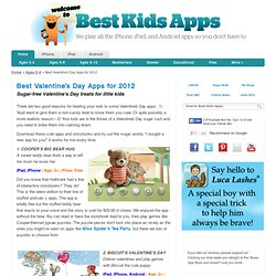 Best Valentine's Day Apps for 2012 | Best Kids Apps