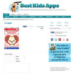 Best Valentine's Day Apps for 2012 isnuggle – Best Kids Apps