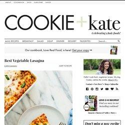 Best Vegetable Lasagna Recipe