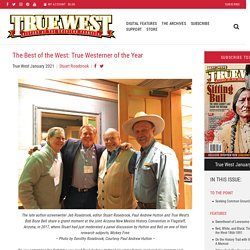 The Best of the West: True Westerner of the Year