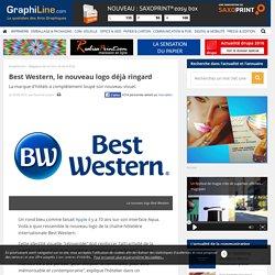 Best Western, le nouveau logo déjà ringard