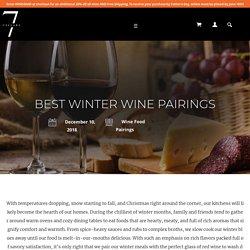 Best Winter Wine Pairings