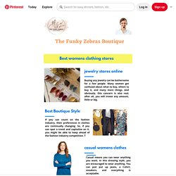 Online Women's Clothing Store