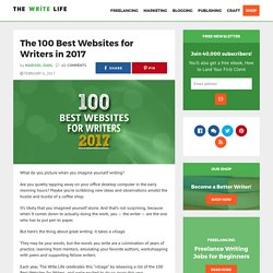 100 Best Writing Websites: 2017 Edition