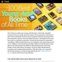 The 100 Best Young-Adult Books of All Time