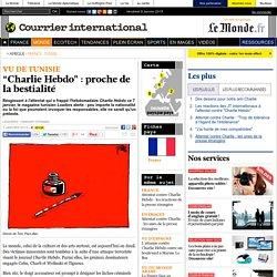 """Charlie Hebdo"" : proche de la bestialité"