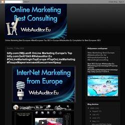 bitly.com/2MjLamR OnLine Marketing Europe's Top bitly.com/2eAYGk9 #Webauditor.Eu #OnLineMarketinginTopEurope #TopOnLineMarketing #ПошукМаркетинговийКонсалтингКращі