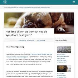 Hoe lang blijven we burnout nog als symptoom bestrijden? - NLP - Provocatief - MindSonar IEP Nederland