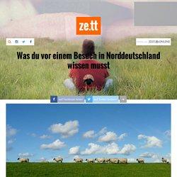 Was du vor einem Besuch in Norddeutschland wissen musst