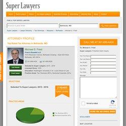 Top Bethesda Tax Attorney