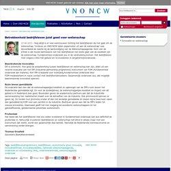 Betrokkenheid bedrijfsleven juist goed voor wetenschap - Column VNO-NCW Online