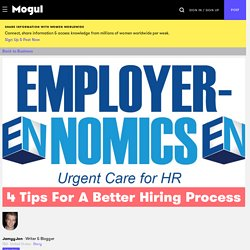 Tips For A Better Hiring Process