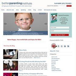 Better Parenting Institute