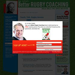 Better Rugby Coaching