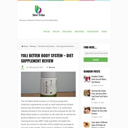 Diet Supplement Review