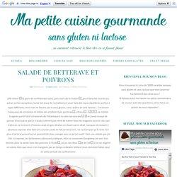 Salade de betterave et poivrons