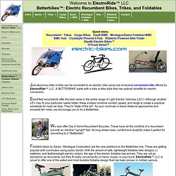 Betterbikes - Electric-Bikes.com