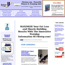BetterU, Inc. - Personal Training, Health, Fitness, Fat Loss, Muscle toning