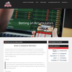 Betting on Accumulators