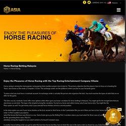 Singapore Horse Betting - H3asia