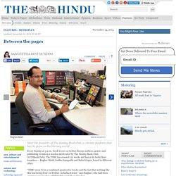 2014/11 [The Hindu] The Sunday Book Club (@TSBookClub).
