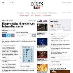 Sites pornos: les «Beurettes», un fantasme bien français