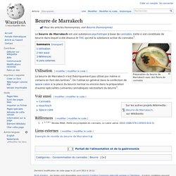 Beurre de Marrakech