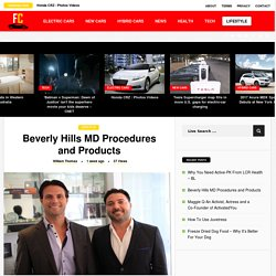 Beverly Hills MD Procedures and Products