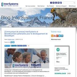 [Communiqué de presse] InterSystems et BewellConnect partenaires pour le développement de BewellXpert