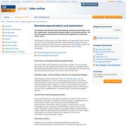 Bewerbungsschreiben Lebenslauf Muster - JobScout24