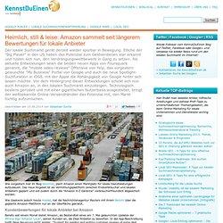 Heimlich, still & leise: Amazon sammelt seit längerem Bewertungen für lokale Anbieter