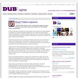 DUB: Cassandra = zuivere wetenschap