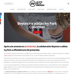 Beyonce x adidas Ivy Park Collection