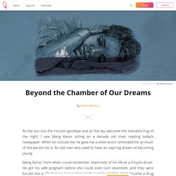 Beyond the Chamber of Our Dreams - Khen Ramos