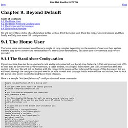 Beyond Default