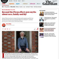 Beyond the Flynn effect: new myths about race, family and IQ?