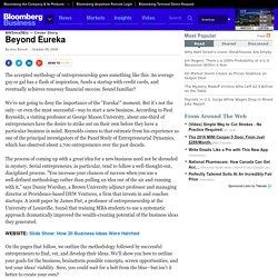 Beyond Eureka - Businessweek