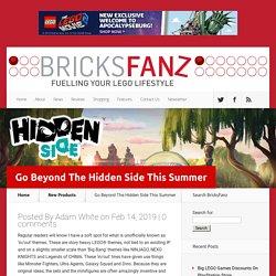Go Beyond The Hidden Side This Summer