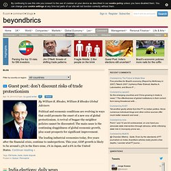 News and views on emerging markets from the Financial Times