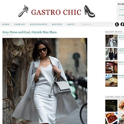 Gastro Chic: The Latest Trends in Food and Fashion, in New York and Beyond