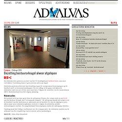 advalvas: Bezetting bestuursvleugel alweer afgelopen