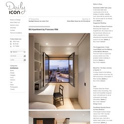 BG Apartment by Francesc Rifé