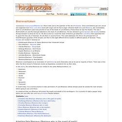 Bhairavashtakam - Hindupedia, the Hindu Encyclopedia