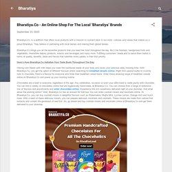 Bharatiya.Co - An Online Shop For The Local 'Bharatiya' Brands