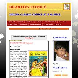 BHARTIYA COMICS: CHATURANG Chitra Katha