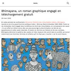 éditions MeMo — Bhimayana, un roman graphique engagé en téléchargement gratuit