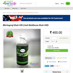 Pure & Natural Bringaraj Hair Oil